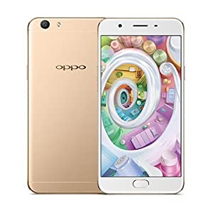 "OPPO F1s 3GB RAM / 32GB ROM 5.5"" 4G/LTE Unlocked Dual-Sim Android Smartphone (Gold)"