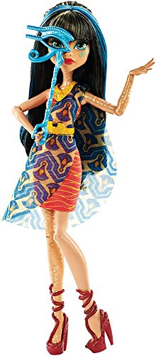 Monster High Dance The Fright Away Cleo De Nile Doll ()