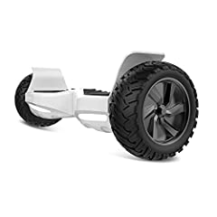 CITY CRUISER Hover Board provide every experiencer funny, cool, safety. Best gift for everyone. Userfriendly and dynamic Bluetooth Speaker Bright and energy efficient headlights on the front that you can journey, explore and adventure even af...