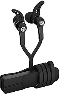 iFrogz IFSUME-BK0 - Auriculares inalámbricos, Color Negro
