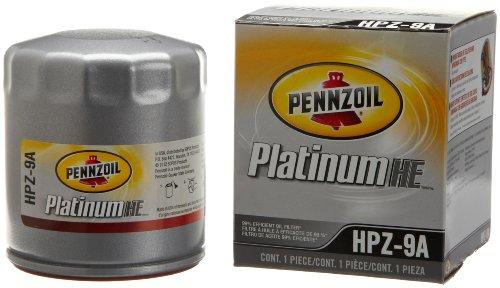 Pennzoil HPZ 9A Platinum Spin Filter