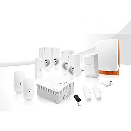 THOMSON Pack Premium sistema de alarma y de domótica: Amazon ...