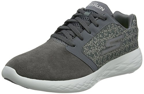 Skechers Charcoal Homme Fitness Gris 600 Run Chaussures Go de fwY8Wf6qBr