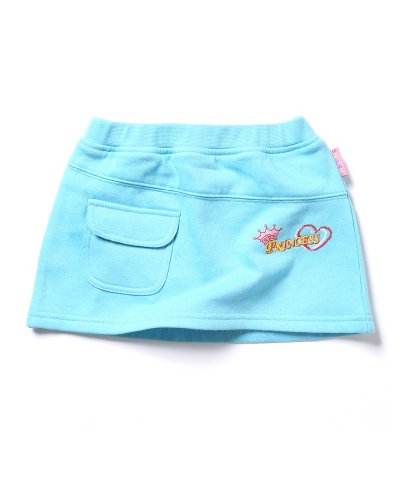 Sweet and Soft Baby Princess Skort, 12 months, Turquoise
