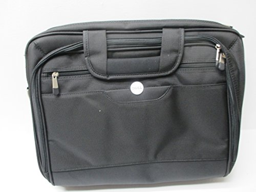 "Dell UG116 Black 15"" Nylon Notebook Carrying Case with Sh..."