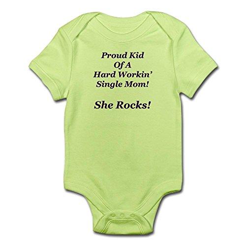 Dad Rocks Infant Creeper - 8