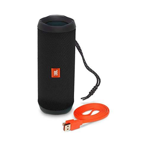 JBL FLIP 4 - Waterproof Portable Bluetooth Speaker - Black 4