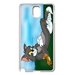 Samsung Galaxy Note 3 Protective Phone Case The Tom and Jerry show ONE1230494