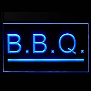 BBQ Bar Barbecue Advertising LED Light Sign