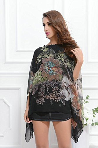 Belego - Camisas - para mujer negro