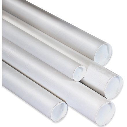 Shoplet Select Mailing Tubes with PS, 3