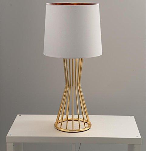 Kreative Schlafzimmerlampe Nachtbeleuchtung dekorative Tischlampe Leselampe Wohnzimmer Villa (ohne Lichtquelle)