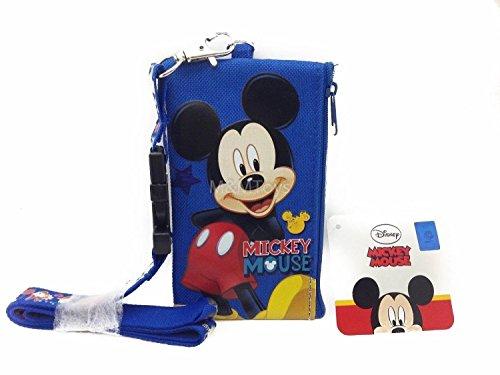 Disney Lanyard Holders Purse Mickey product image