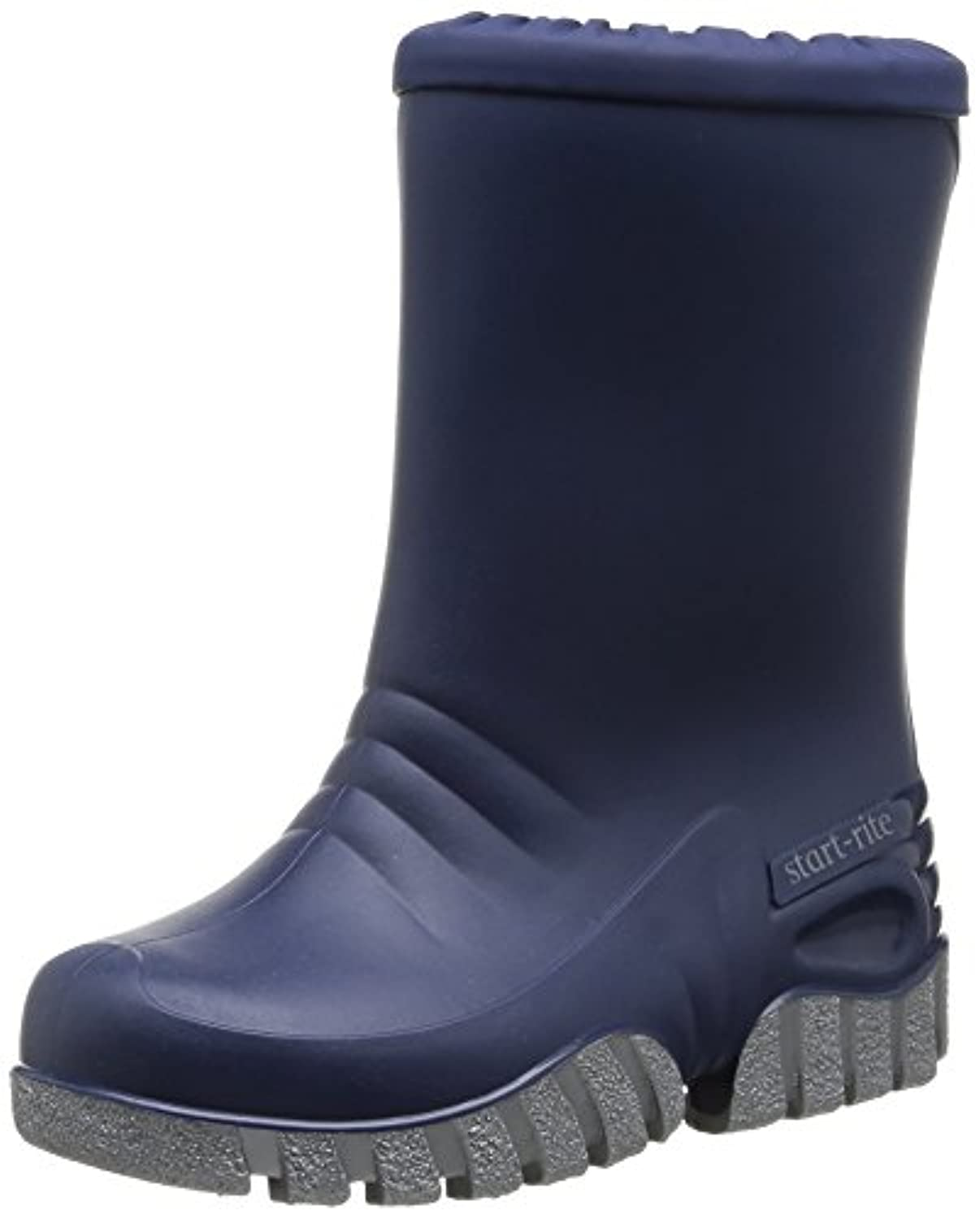 Startrite Baby Mudbuster Blue Wellington Boots 4 / 20 F Navy
