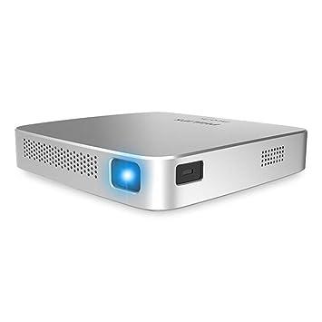 LHR888 Proyector portátil portátil 1080P WiFi Inteligente ...