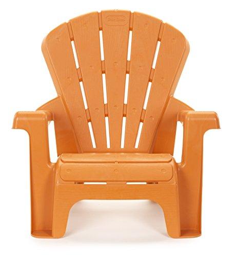 Ellas Garden - Little Tikes Garden Chair Orange