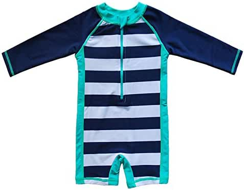 Baby Beach One-Piece Swimsuit UPF 50+ -Sun Protective Sunsuit