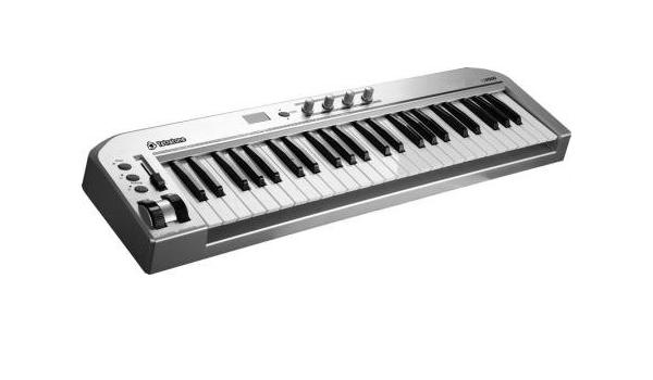 USB Master Teclado 49 teclas: Amazon.es: Instrumentos musicales