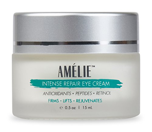 Amélie Eye Cream with Retinol For Puffiness, Sagging, Und...