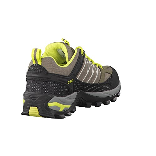 CMP RIGEL LOW WP botas para hiking mujeres Cactus
