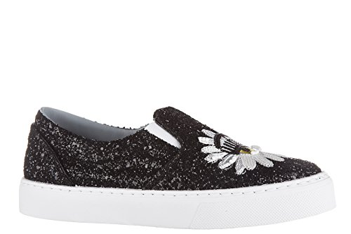 Slip Donna on Nuove Chiara Originali Nero Sneakers Ferragni B8Hnxxw4