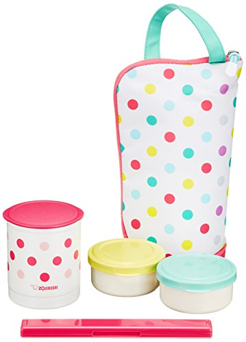 ZOJIRUSHI thermal insulation lunch box SZ-JB02-ZD (japan import)