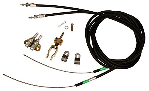 NEW WILWOOD PARKING BRAKE CABLE KIT FOR 140-9228 & 140-10950 SERIES 2005 - 2014 WILWOOD BRAKES WITH INTERNAL PARKING BRAKES -