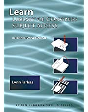 Learn Library Of Congress Subject Access (International Edition): (Library Education Series)