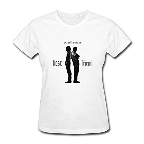 FEDNS Women's Yelawolf Best Friend T Shirt