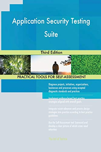 Application Security Testing Suite Third Edition
