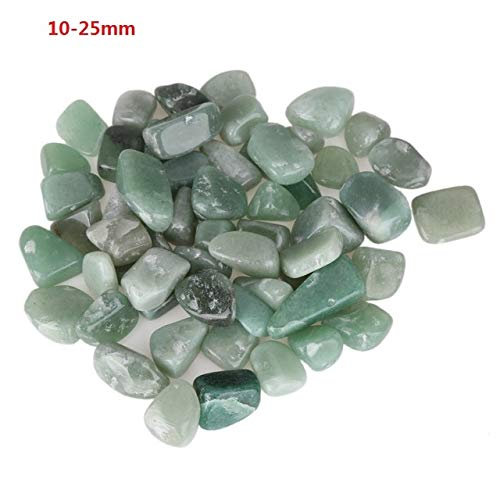 Bubble-Princess - 10-40 mm Aquarium Natural Mineral Black Tourmaline/Aventurine/Turquoise/Amethyst Crystal Stone DIY Pendant For Home Decoration