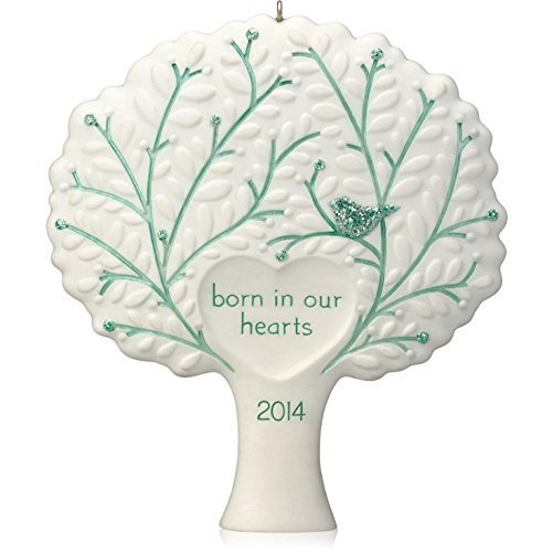 Born In Our Hearts (Adoption) Keepsake Ornament