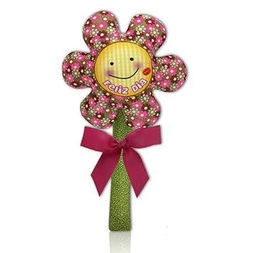Peluches Con Mensaje - Flor de peluche flores 36cm