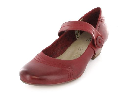 red 01 492 Femmes 1 Marc 650 Red Escarpîns 02 Rouge Lea wngFRnxSZq