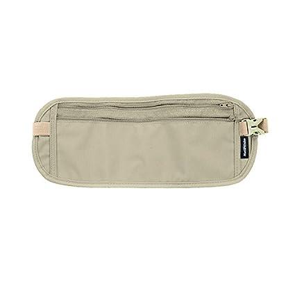 Amazon.com: Vivona NH-001 Zipper Travel Wallet Pouch Money ...