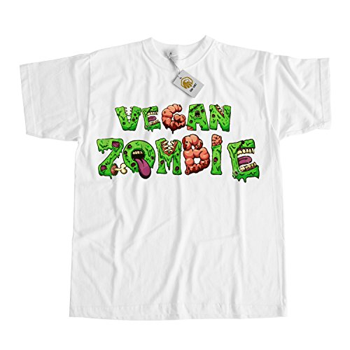 Vegan Zombie Funny Shirt