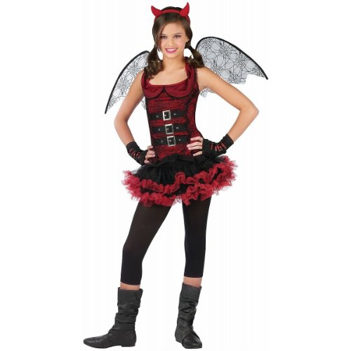 Fun World Night Devil Costume