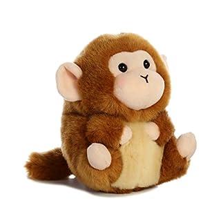 """Aurora - Rolly Pet - 5"""" Mischief Monkey"""