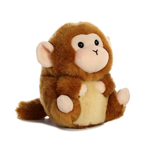 Aurora World Rolly Pet Mischief Monkey (Chimp Monkey)