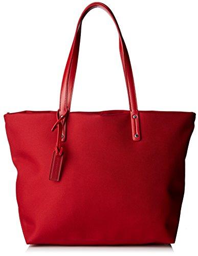 Le Tanneur Women's Swana Uni Tote Red (Tricolore)