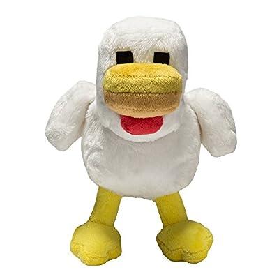 """Minecraft Chicken Plush, 7.5"""""""