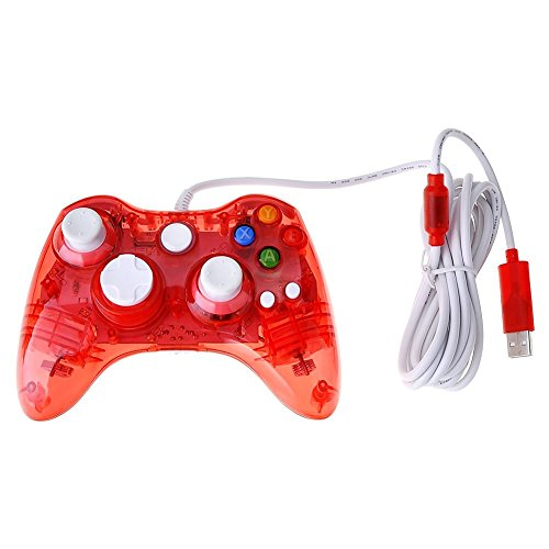 xbox 360 afterglow controller - 8