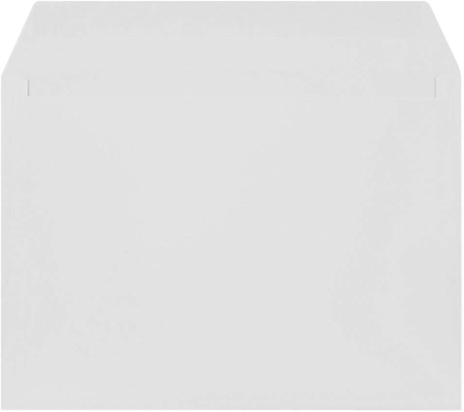JAM PAPER 9 x 12 Booklet Strathmore Envelopes Bright White Wove 25//Pack