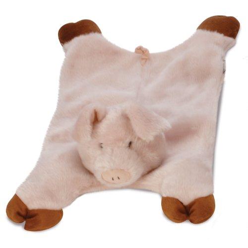 goDog Barnyard Buddies Pig Mama Dog Toy, 24-inch, My Pet Supplies