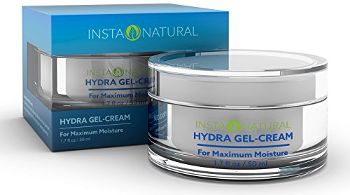 Hyaluronic Acid Cream Face InstaNatural