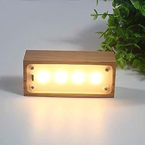 CWJ Lámpara de Mesa, lámpara de Escritorio del hogar, lámpara de ...