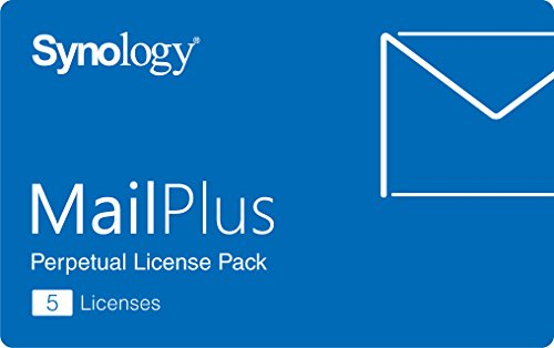 Synology Mail Server (MailPlus 5 Licenses) by Synology (Image #3)