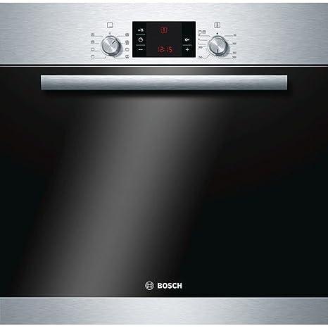 Bosch HBA63B150B - Horno (Medio, Horno eléctrico, 63 L, 63 L ...