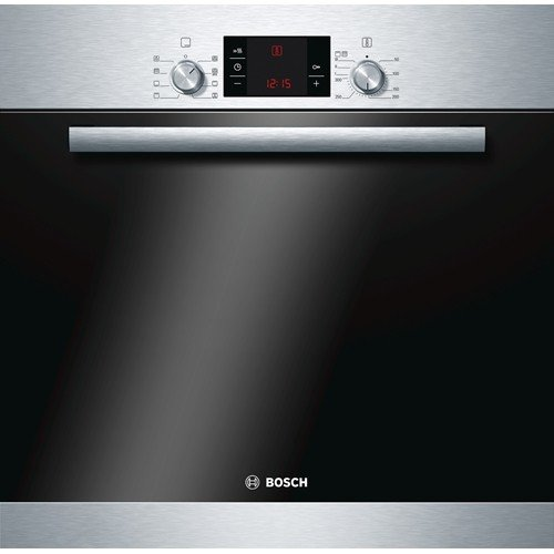 Bosch built-in/under single oven Electric Built-in in Stainless steel