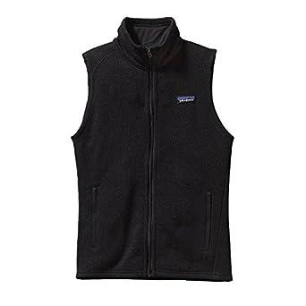 79dcdbbed1d6 Amazon.com  Patagonia Women s Better Sweater Fleece Vest  Clothing